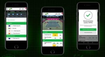 l'app better su dispositivi mobile