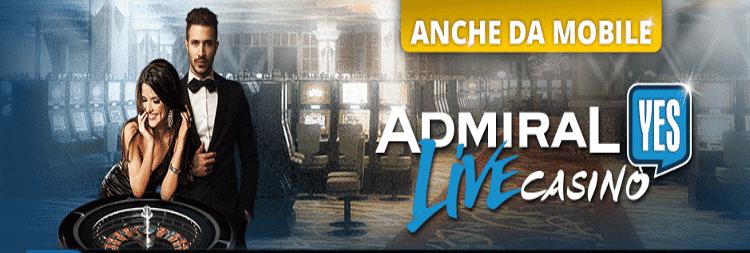 casinò live_admiralyes