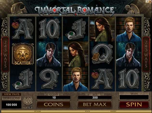 Inmortal-Romance_slot