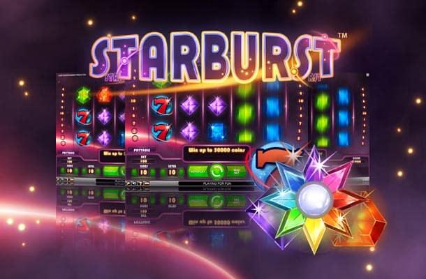 Slot Starburst lll▷ Trucchi e consigli slot | NetEnt Italia | 2020