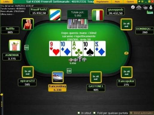 Sisal_Poker_Poker