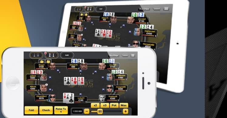 app per dispositivi mobile planetwin365