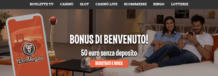 LeoVegas_bonus