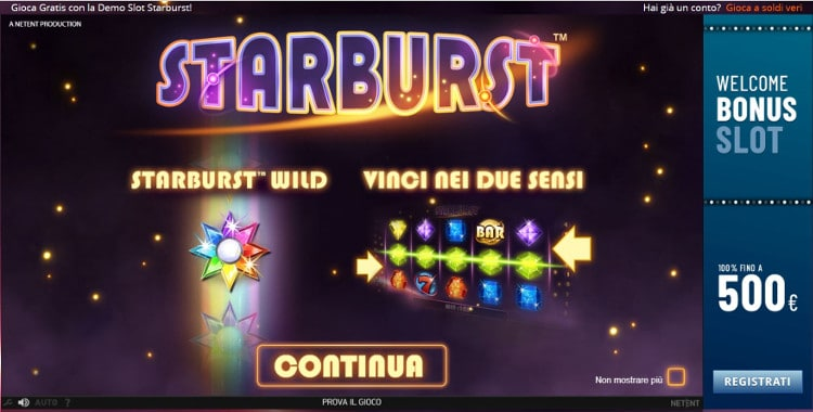 giocare_starburst_gratis