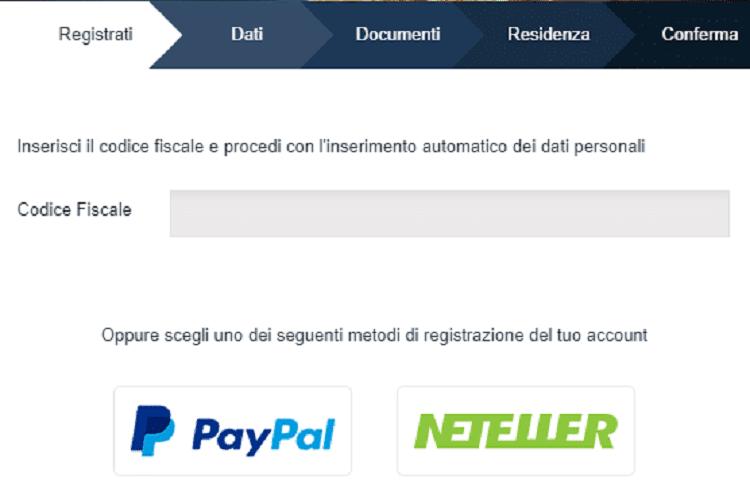 Netbet_registrazione