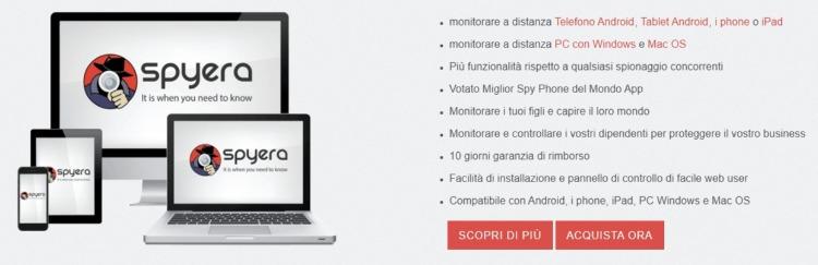 spyera_recensione_app_professionale_monitoraggio_dispositivi
