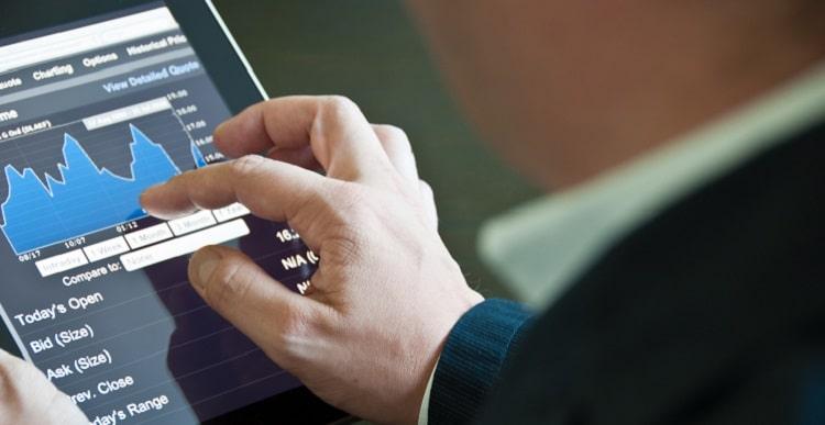 software di trading su tablet