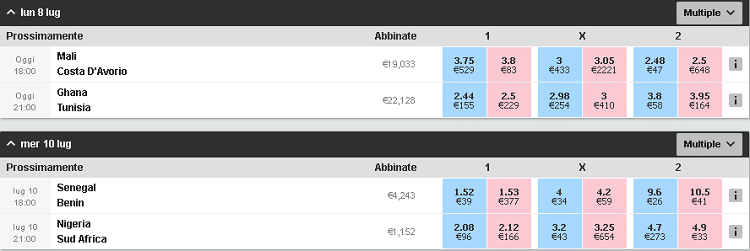scommesse con cashout e betting exchange su betfair