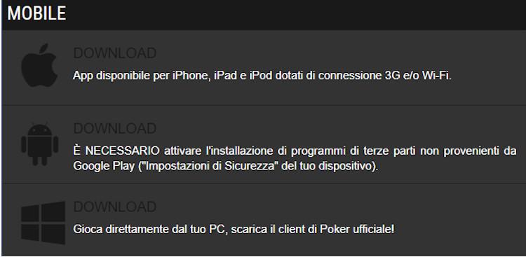 GiocaSi-App