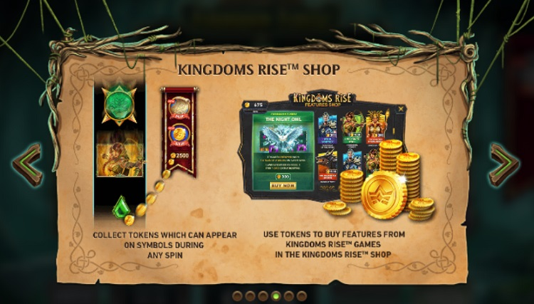 cosa_rende_speciale_kingdoms_rise_forbidden_forest_slot