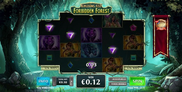 kingdoms_rise_forbidden_forest_slot_gratis