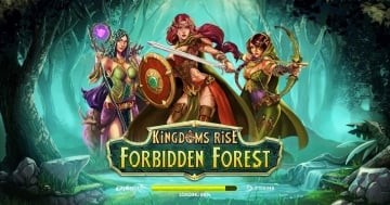 kingdoms_rise_forbidden_forest_slot_logo