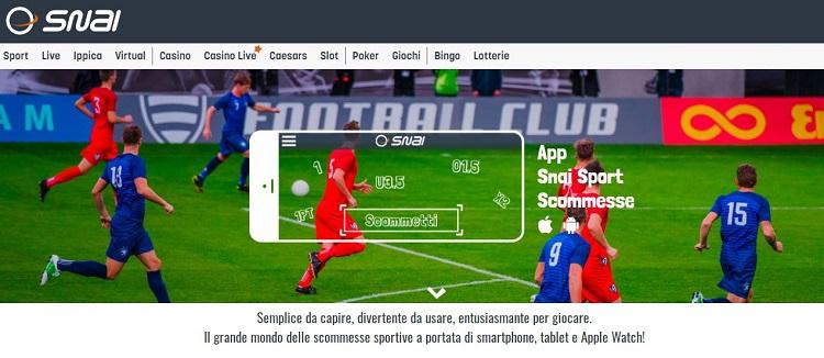 SNAI-app-mobile