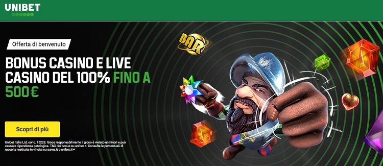unibet-casino-bonus-di-benvenuto-500