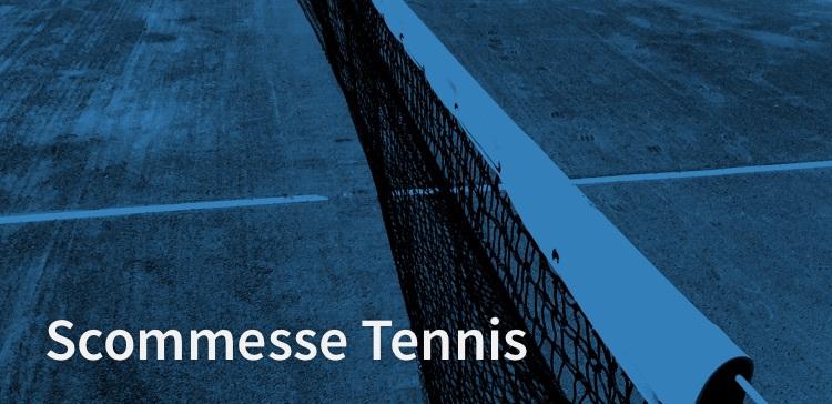 scommesse tennis