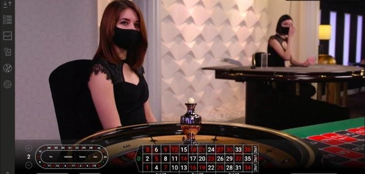 la roulette live su stanleybet casino