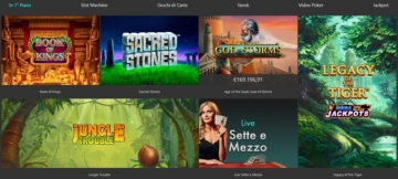 giochi disponibili su bet365 casino