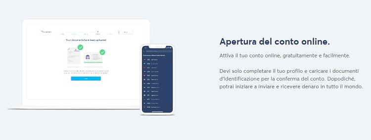 transferwise-conto-online