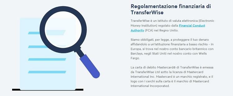 transferwise-sicurezza