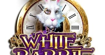 white_rabbit_slot_logo