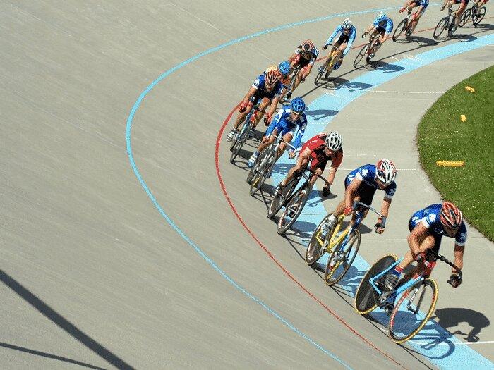scommesse ciclismo pista