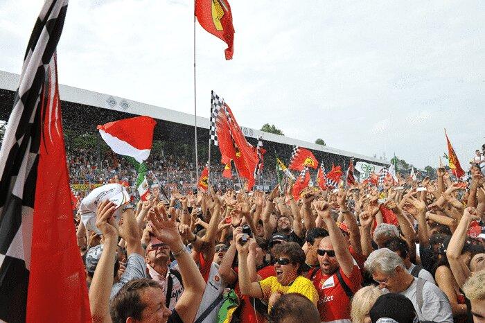 scommesse formula 1 fans