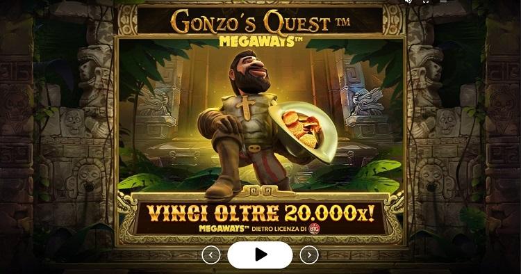 come_funziona_gonzo_s_quest_megaways_slot