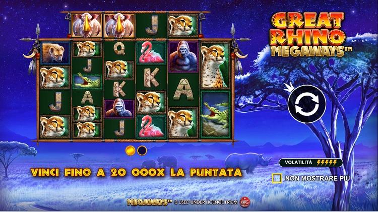 great_rhino_megaways_slot_come_funziona