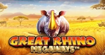 great_rhino_megaways_slot_logo_