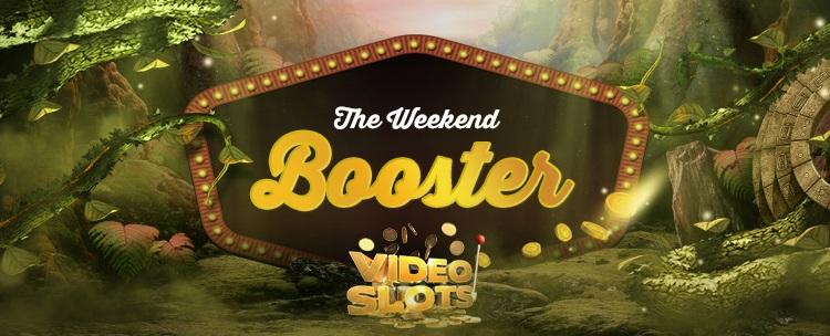 Bonus e promozioni di Videoslots Casino