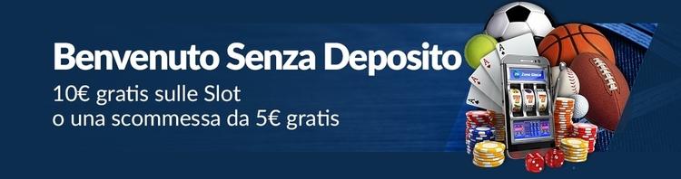Zonagioco bonus senza deposito